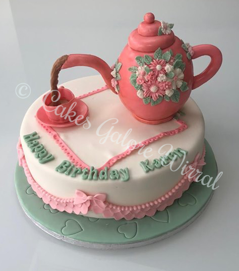 Cakes Galore Wirral - Birthday Cakes