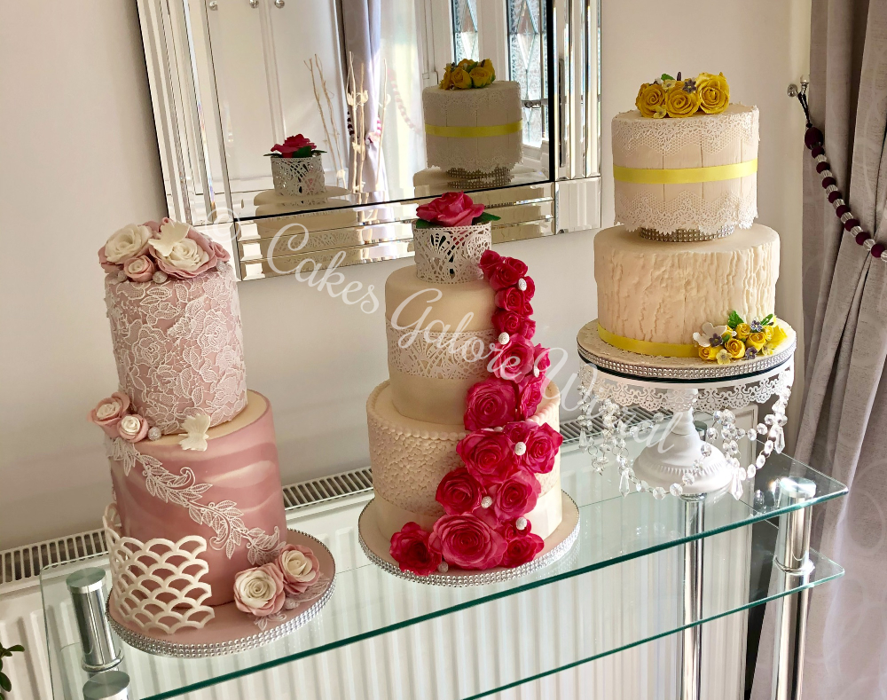 Cakes Galore Wirral - click here to browse the gallery