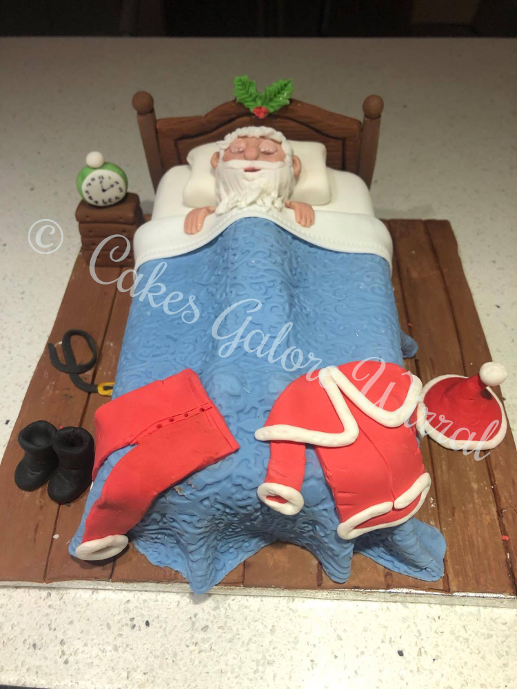 Cakes Galore Wirral - Christmas Cakes